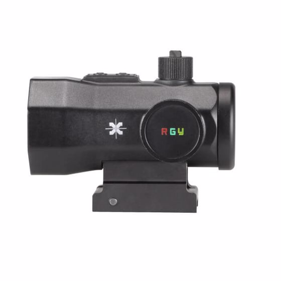 Picture of Axeon Optics RGY Red-Green-Yellow Rifle Dot Sight